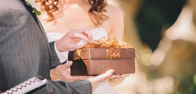 Подарки для невесты и жениха 23