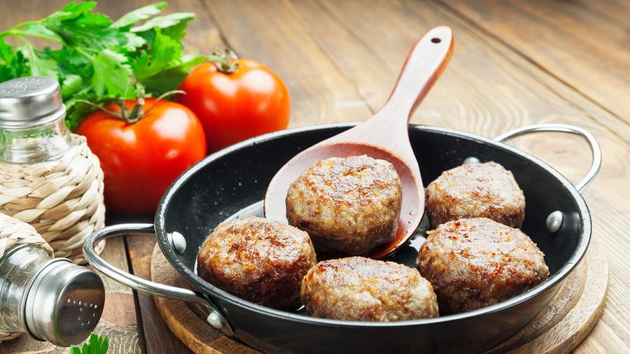 Котлеты из фарша и картофеля рецепт