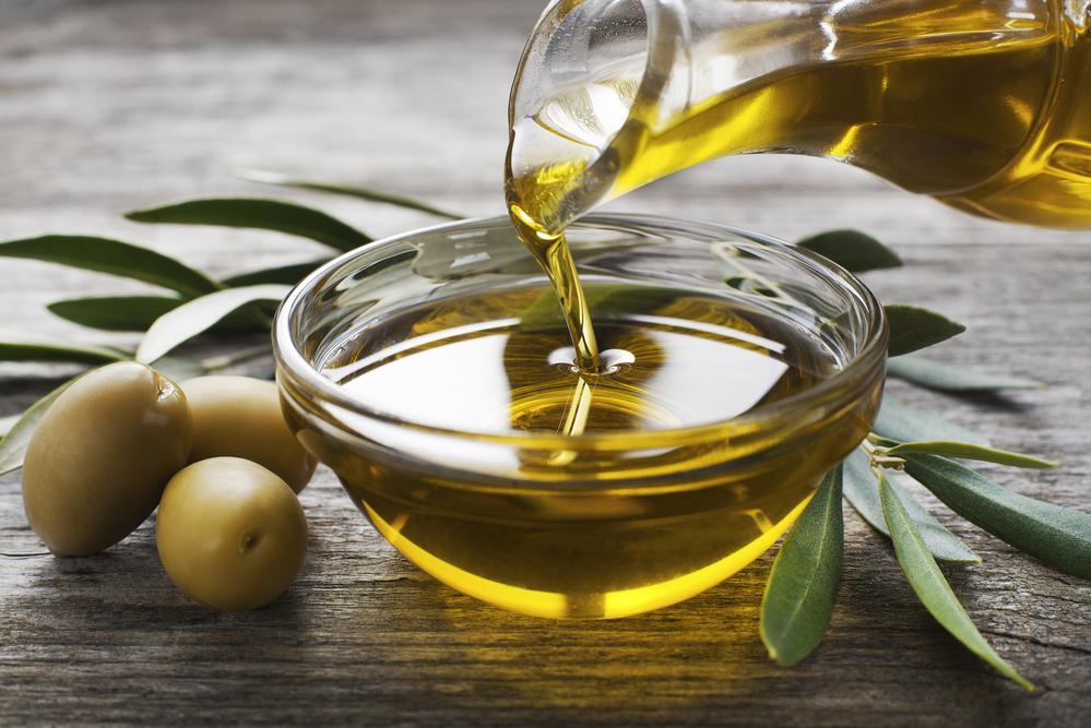 Польза оливкового масла