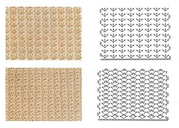 Простые схемы квадрата