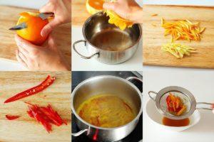Лосось с ананасом рецепт