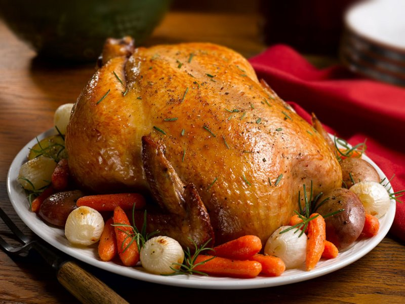 Курица по-ливански рецепт