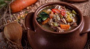 Шотландский суп рецепт
