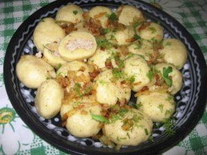 Кнедлики рецепт