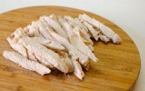 Детское суфле из курицы на пару рецепт