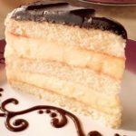 Бостонский кремовый торт рецепт