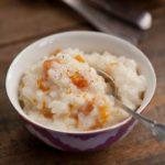 Рисовая каша с айвой в мультиварке рецепт