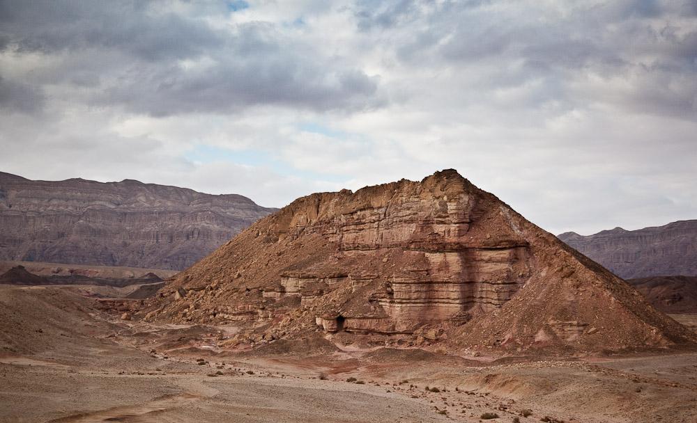 Долина Тимна. Национальный парк Израиля.