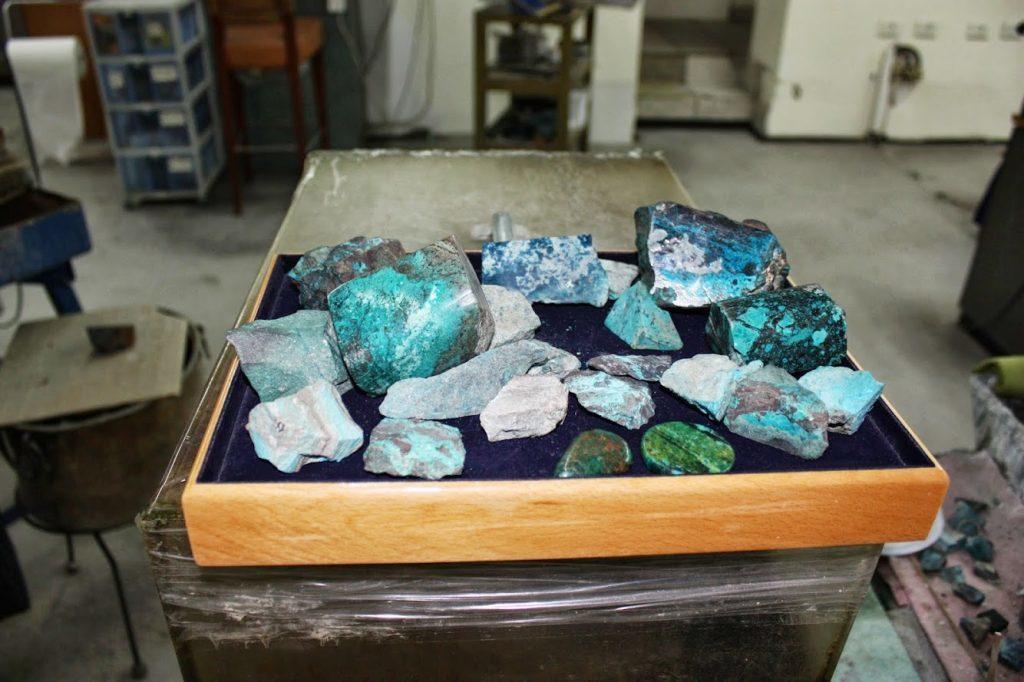 Эйлатский камень. Национальный парк Израиля.